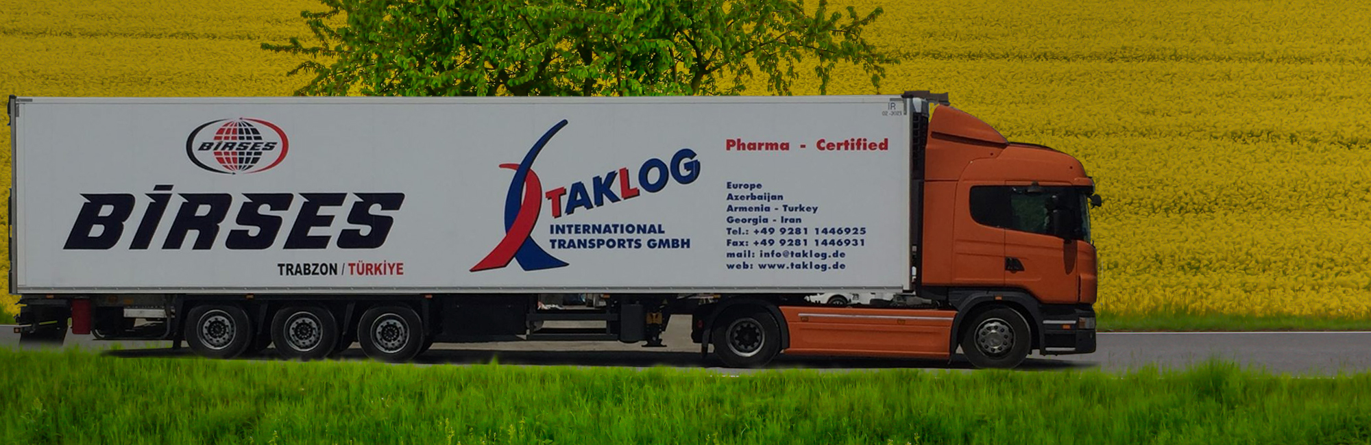 TAKLOG INTERNATIONAL TRANSPORTS GMBH