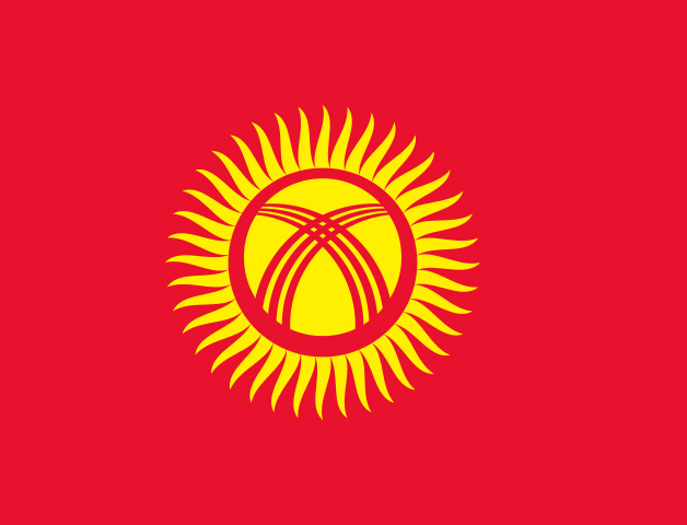 KIRGISISTAN TRANSPORTE